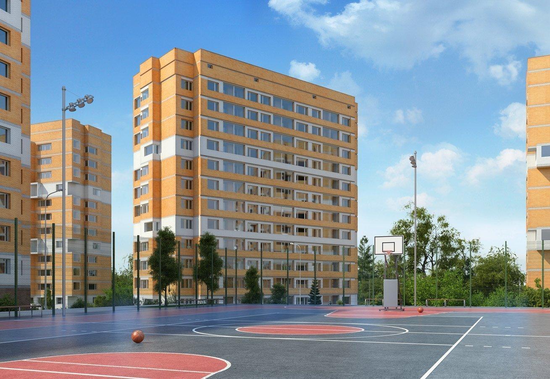 Спортивный квартал в марьино последние фото