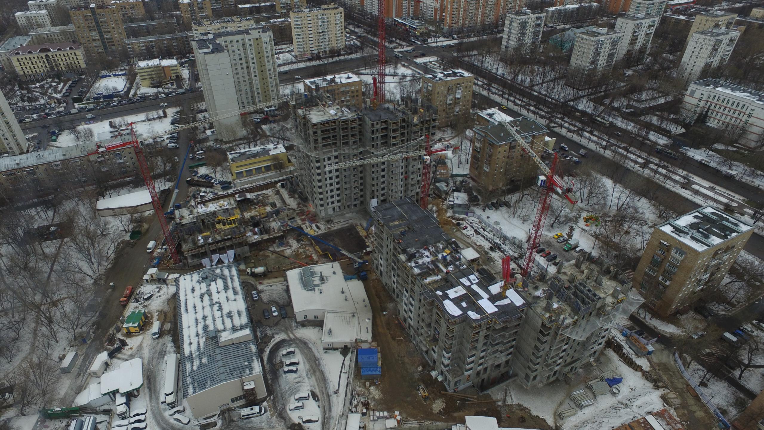 Все новостройки Москвы на карте с ценами Поиск новостроек