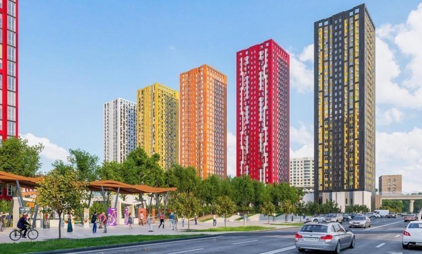 Квартал ТЕТРИС: новые квартиры в ипотеку от 8,0%