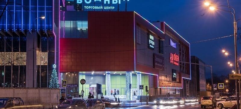 «Водный» вошёл в число 100 лучших офисных и торговых центров России