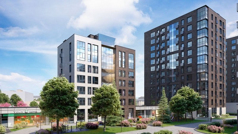 AFI Development предоставляет рассрочку для покупателей жилья в клубном квартале «Резиденции архитекторов»