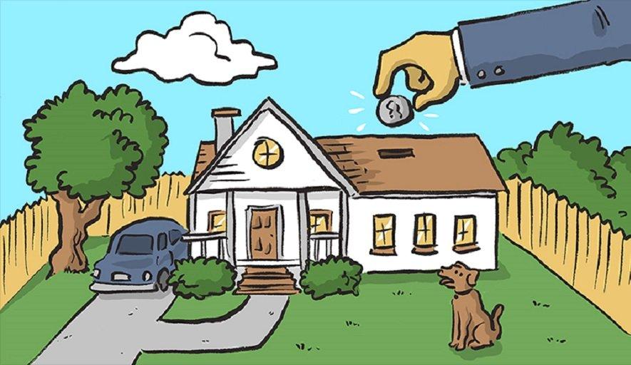 Рынок жилья в США несовместим с покупательской способностью