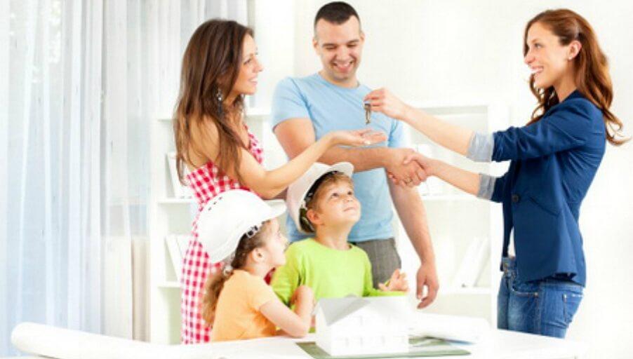 Как выбрать жилье семьям с детьми