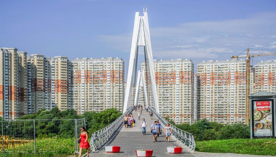 Дорогие VS дешевые районы Подмосковья для покупки «первички»