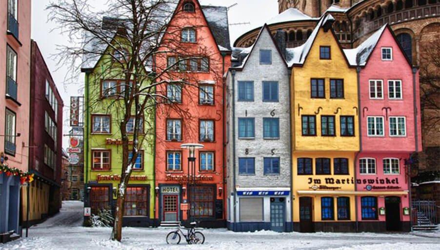 Германия – наиболее привлекательная страна для инвестирования в недвижимость