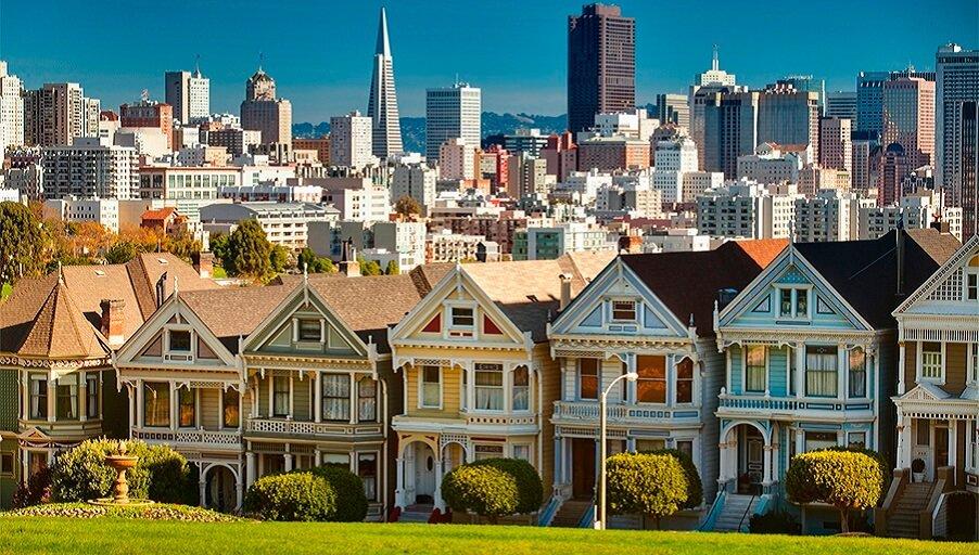Пожилых домовладельцев в Калифорнии подтолкнут к продаже жилья