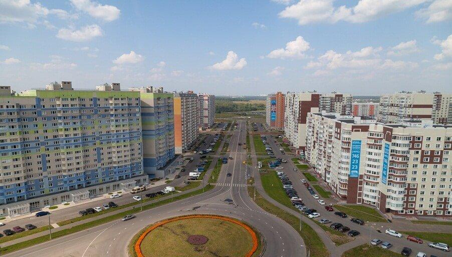 На территории района Новые Ватутинки построят станцию метро