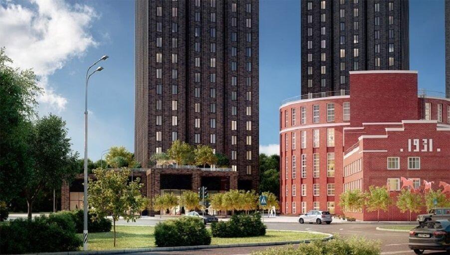 Жилой комплекс «Пресня Сити» вошёл в число самых надёжных новостроек Москвы