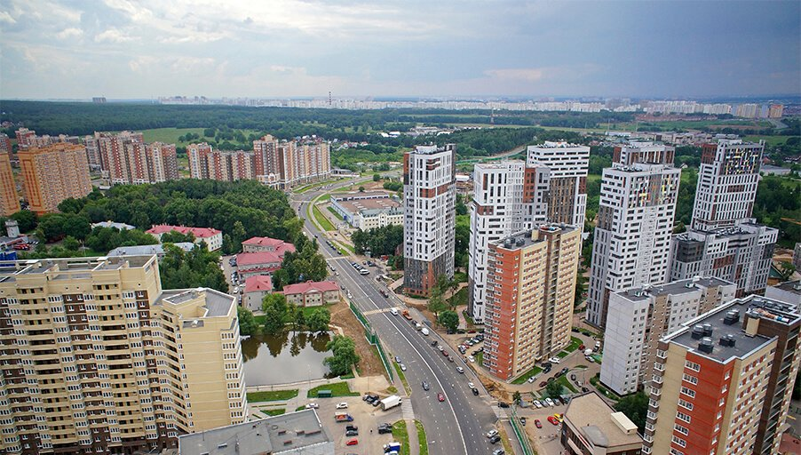 Основные тенденции на первичном рынке Новой Москвы