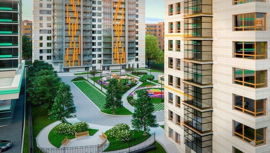 Жилой комплекс «СВОЙ» - 8 квартир на уникальных условиях к 8 марта!