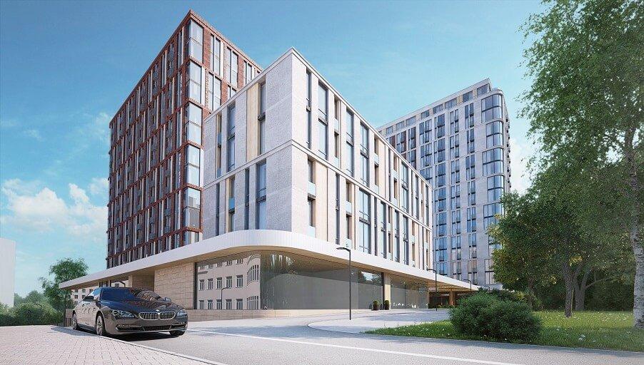 99% покупателей квартир и апартаментов в жилом комплексе «Воробьёв Дом» уже получили ключи