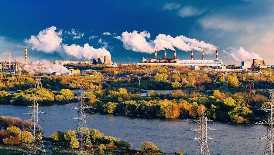 Районы Москвы с хорошей и плохой экологией