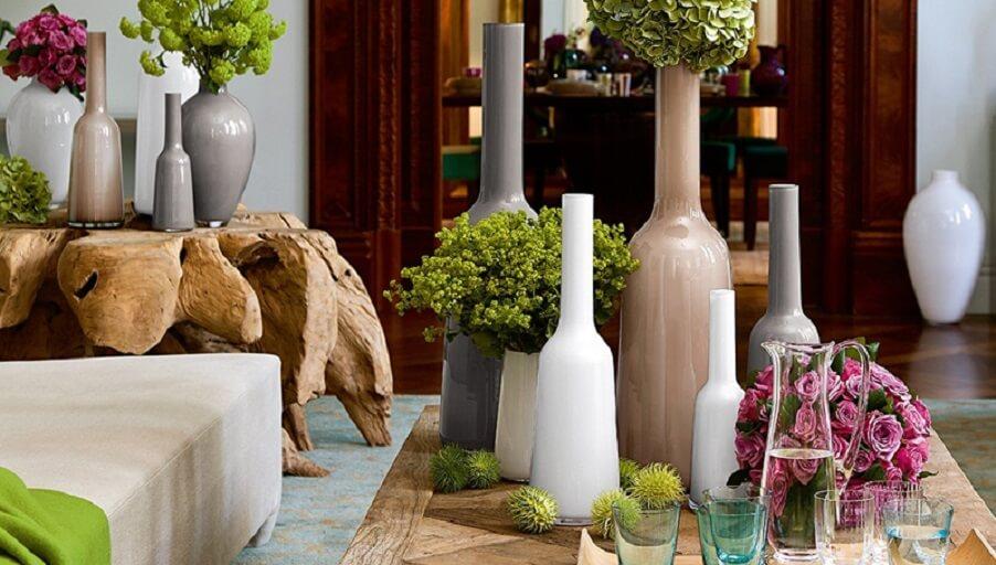 Преображаем интерьер с помощью ваз: советы, идеи и приемы
