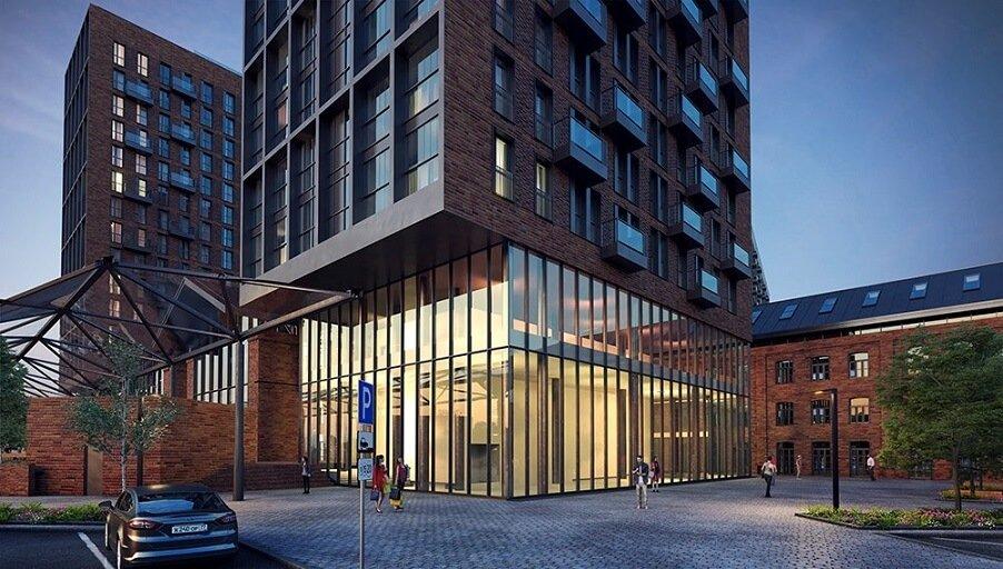 Первая очередь строительства ЖК «Резиденции композиторов» готовится к вводу в эксплуатацию