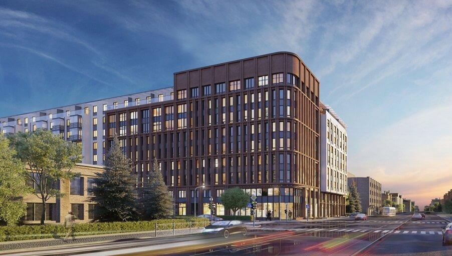 Новости хода строительства дома бизнес-класса NEVA-NEVA, итоги I квартала 2018 года