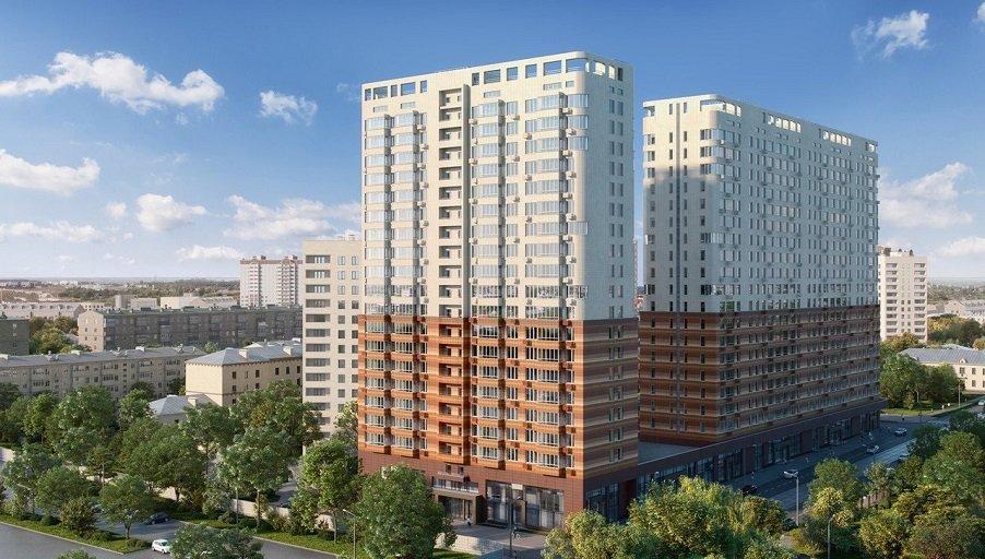 «Центр-Инвест» начинает фасадные работы в ЖК бизнес-класса «Вавилов Дом»