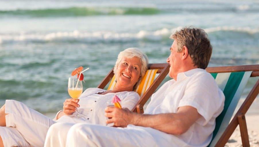 Где теперь встречают старость американцы