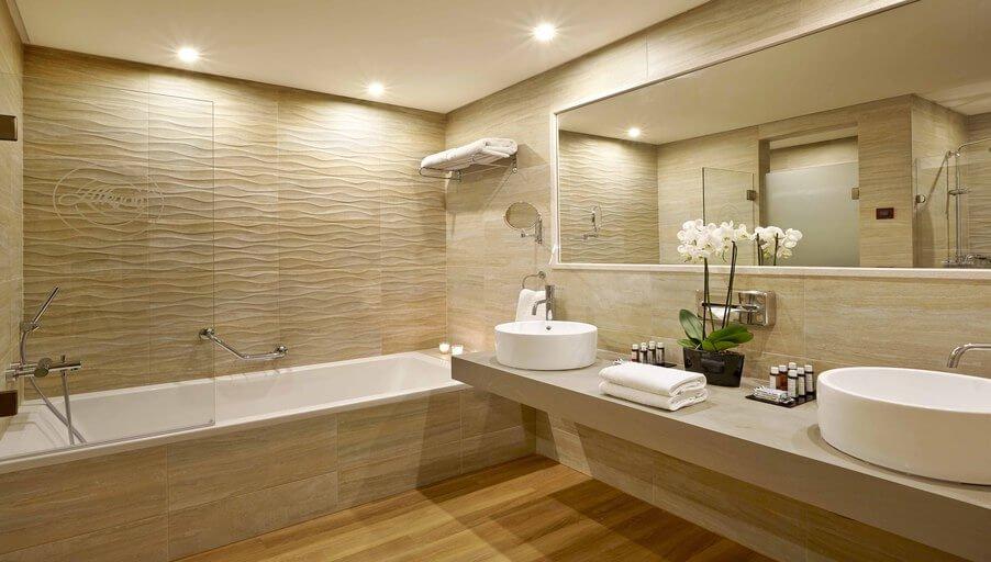 Ванная в стилеSPA: создаем релакс у себя дома