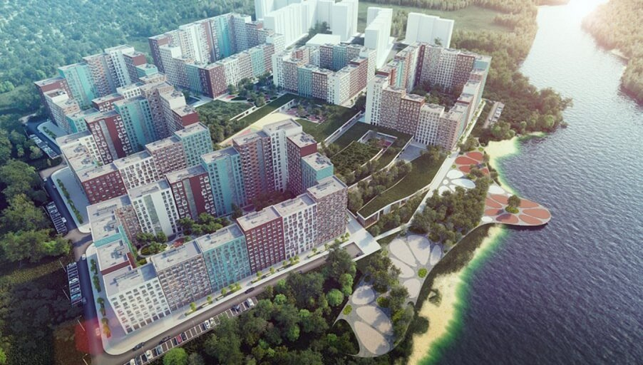 «Эко Видное 2.0» - в топ-2 самых востребованных жилых комплексов г. Видное