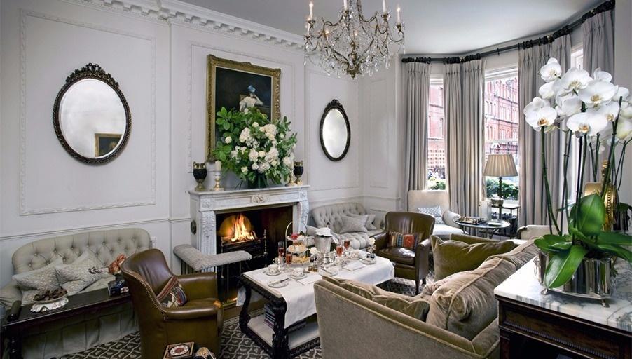 Английский стиль в интерьере: дух аристократии в своем доме