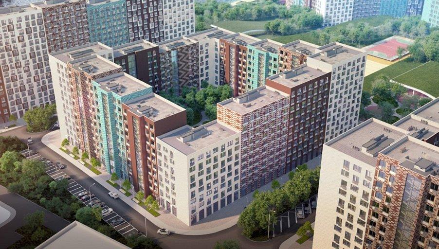 Лето в «Эко Видное 2.0»: -10% на квартиры с отделкой «под ключ»