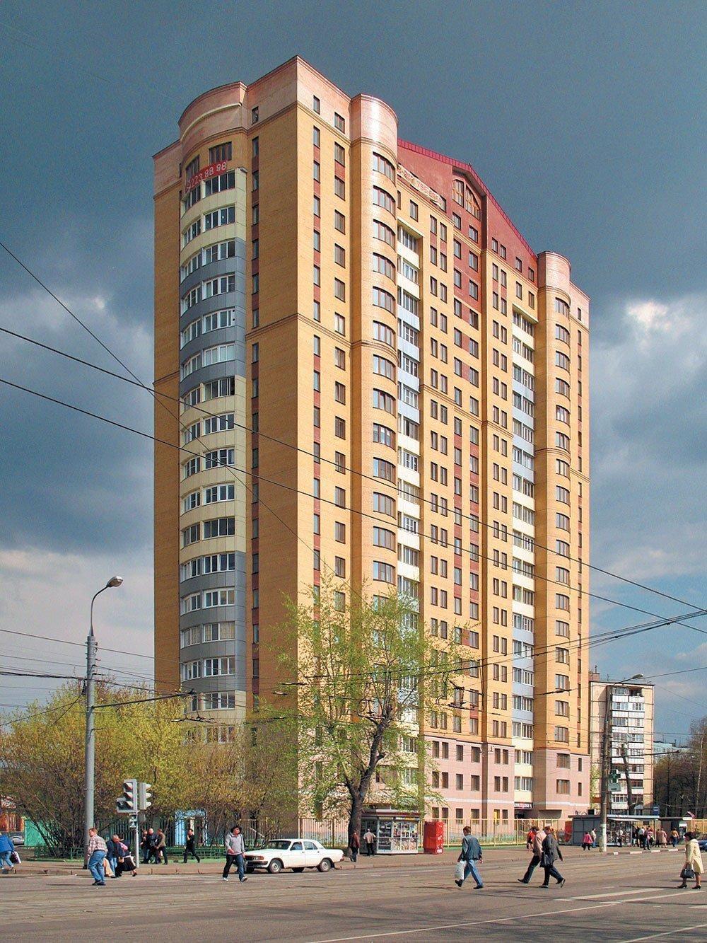 ЖК Проспект Буденного вл.9