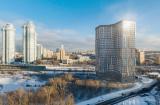 ЖК Штаб-квартира на Мосфильмовской фотографии