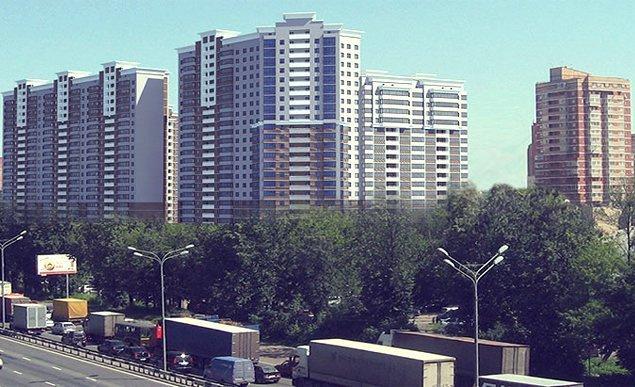 ЖК Преображенский квартал (мкр. 28)