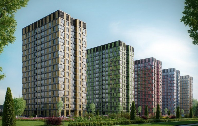 ЖК Комплекс апартаментов «ТехноПарк»