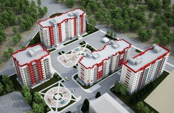 ЖК Владимирский – 3 в Московской области