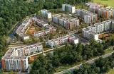 ЖК Yolkki Village (Елки Вилладж) в Ленинградской области фотографии