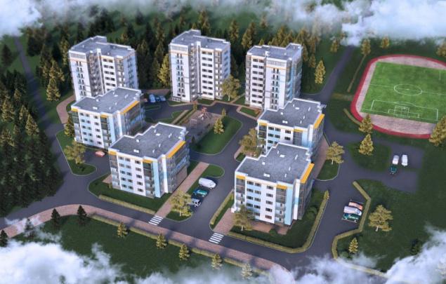 ЖК 84 Высота в Ленинградской области