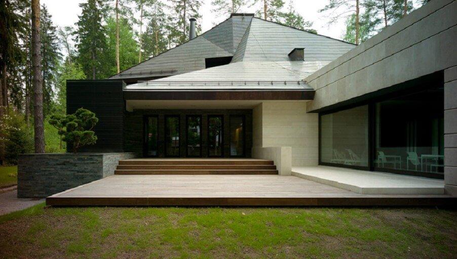 Архитектурная мастерская «Ардепо»: минимализм, уникальность, естественность