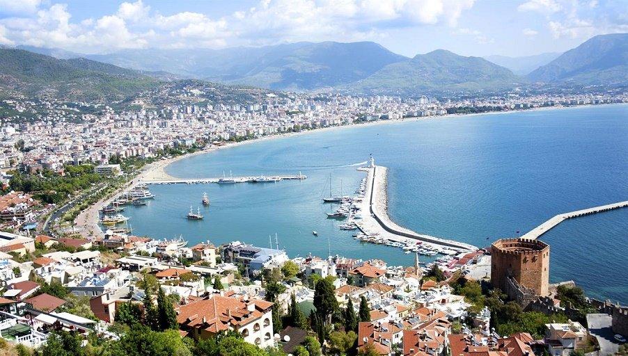 Иностранцы потратили 42 миллиарда долларов на турецкую недвижимость