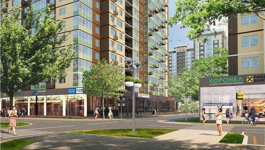 Новый класс жилья «Прагматик» займет пятую часть рынка массовой застройки в Московском регионе