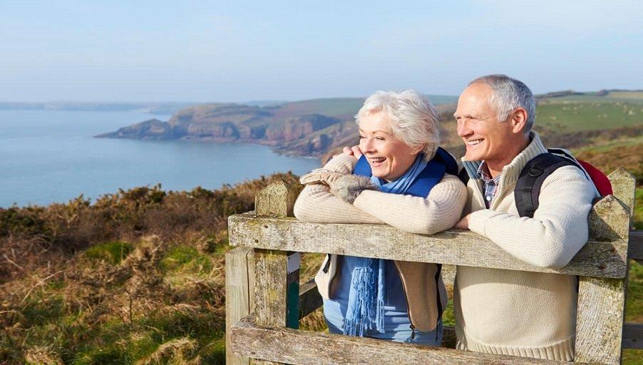 Пенсионный возраст в США начинается с 62 лет