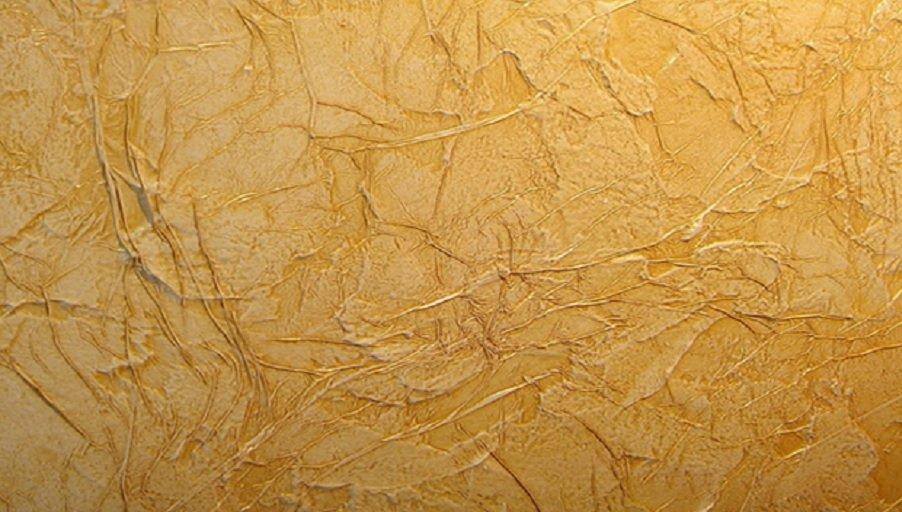 Техника создания пергаментного декора в квартире