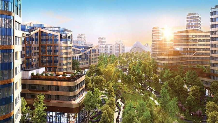 «Зеленая река» в СИМВОЛЕ будет озеленена по-научному