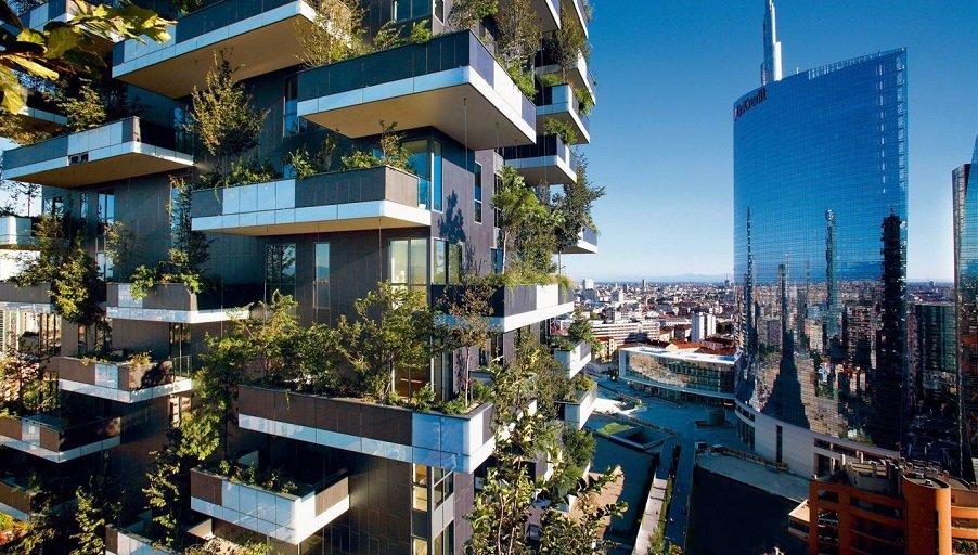 «Зеленый дом» в Милане