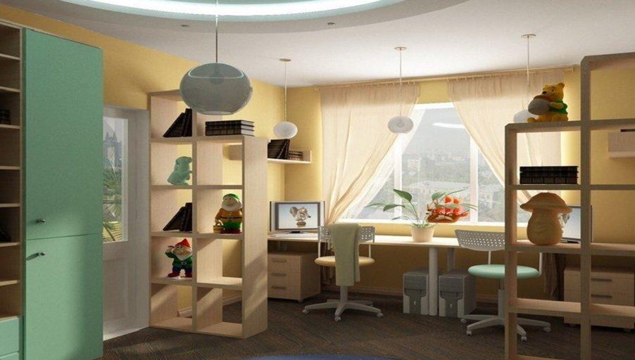 Как функционально оформить рабочее место для ребенка