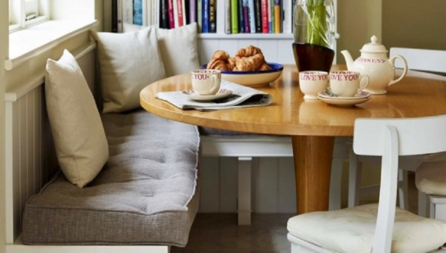 Необычные идеи оформления кухонного уголка
