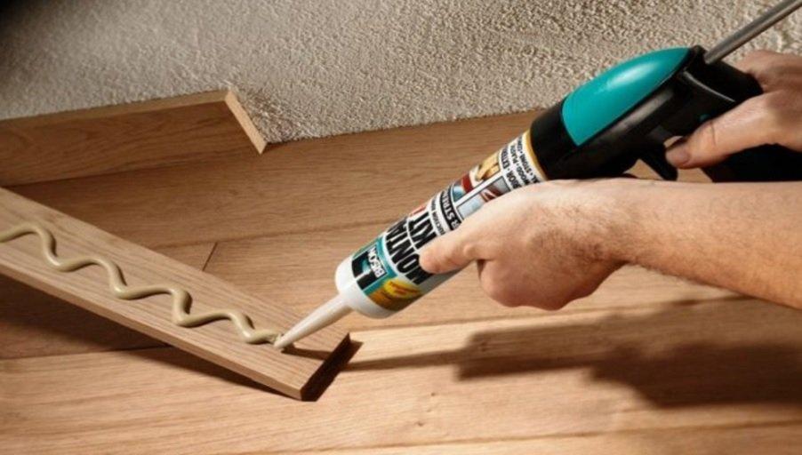 Жидкие гвозди: популярное решение ремонтных работ