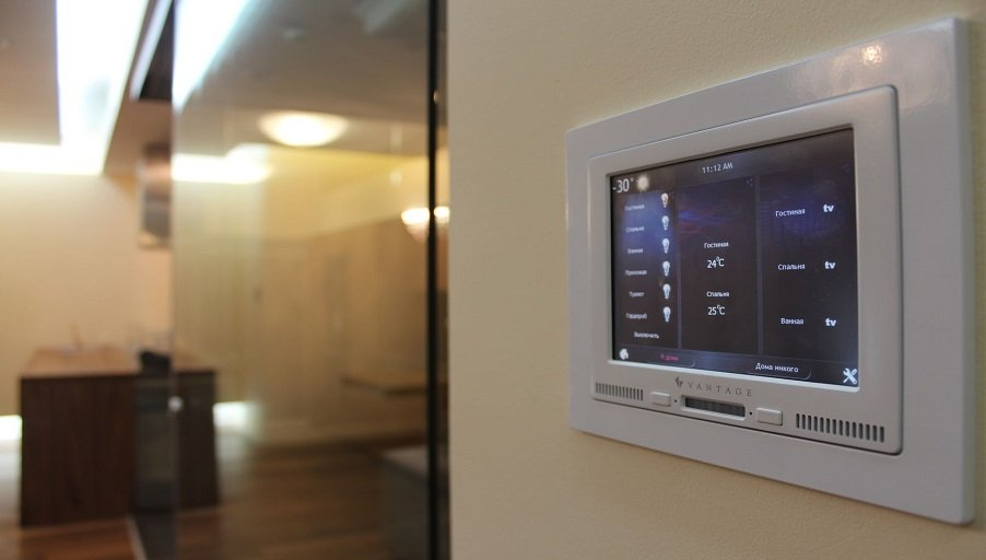 Оборудование для «умной квартиры»