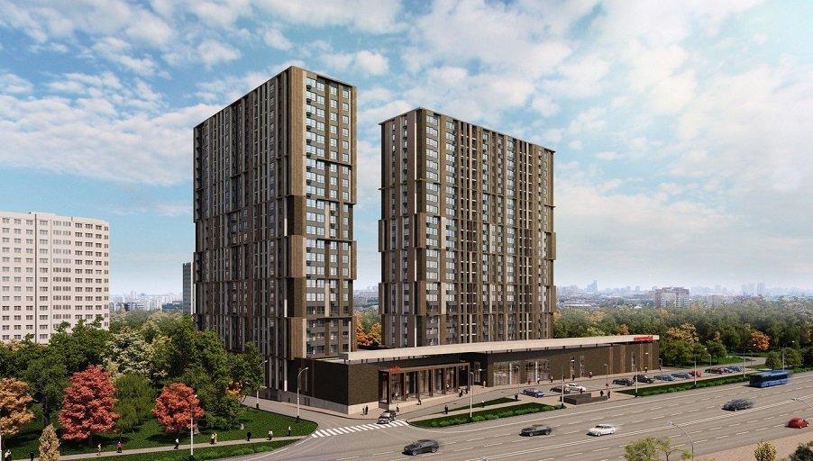 «Мангазея Девелопмент» объявляет о вводе в эксплуатацию жилого комплекса «Пикассо».