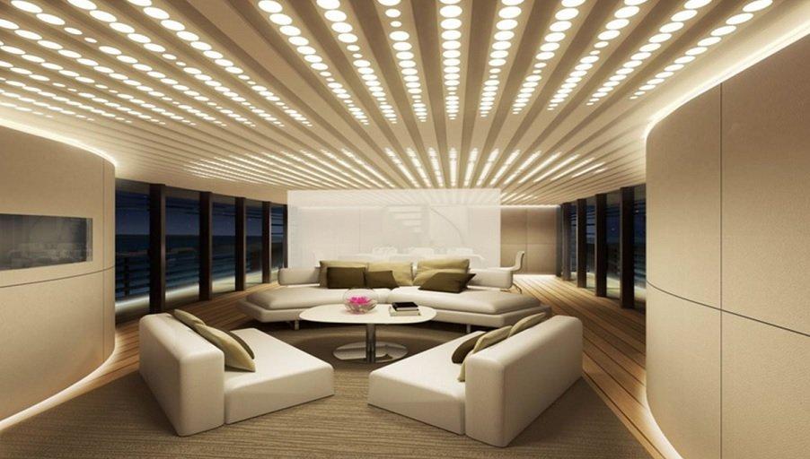 Самые крутые идеи светодиодного освещения в квартире