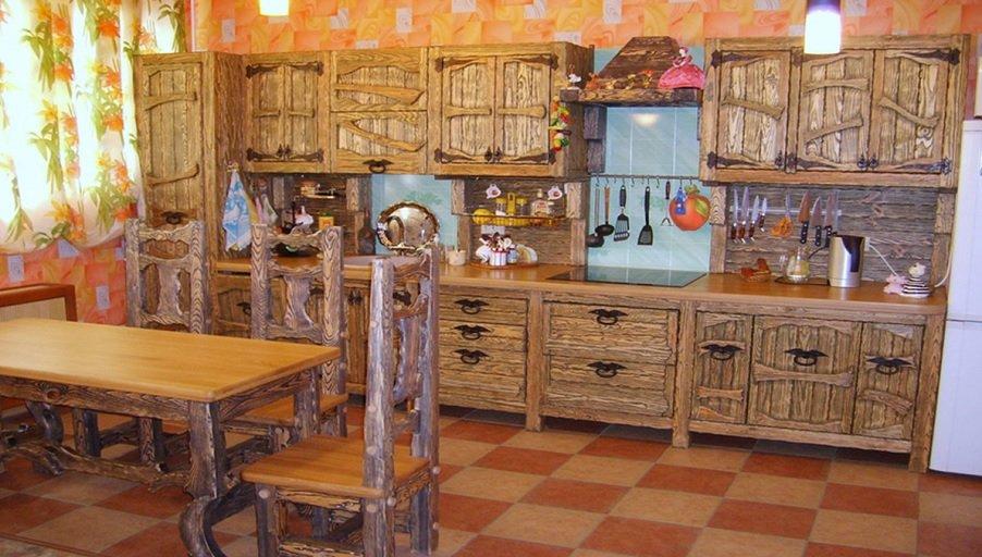 Особенности обустройства кухни на даче