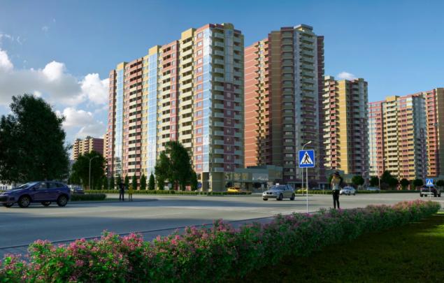 ЖК Жилой квартал Бауинвест