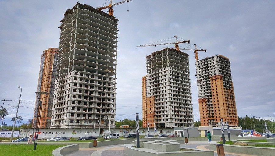 С 1 июля застройщики не смогут продавать текущие проекты по ДДУ