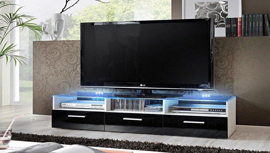 тумба для телевизора здравая необходимость или пережиток