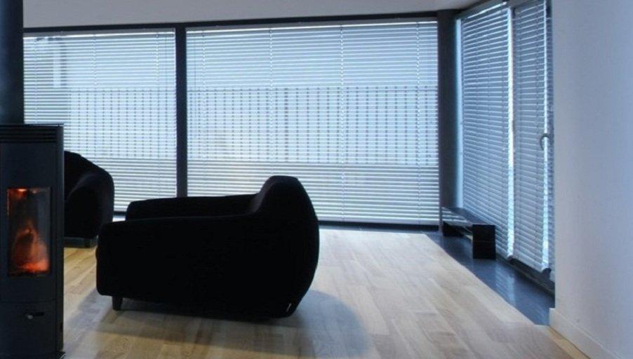Перфорированные жалюзи – необычное явление в мире дизайна